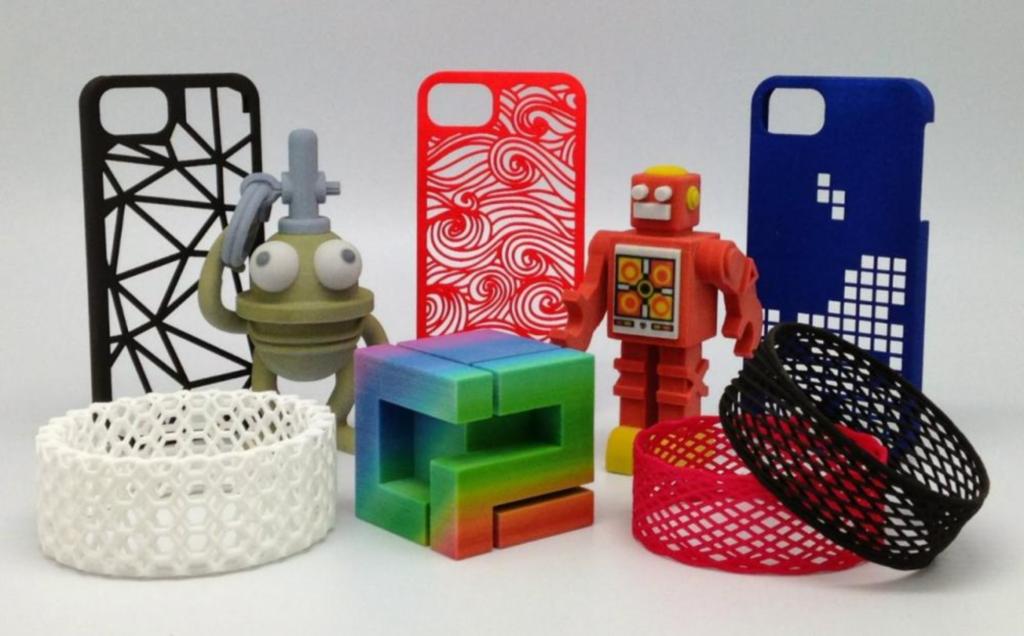 Фигурки 3Д печать
