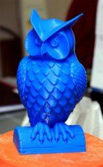 Сова 3Д-печать