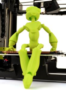 Робот 3Д-печать