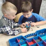 Младшие робототехники